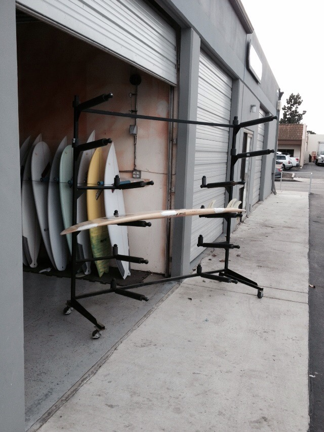 surfboard repair shop huntington beach