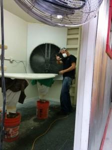 huntington beach surfboard repair shop