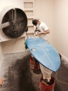 surfboard ding repair huntington beach